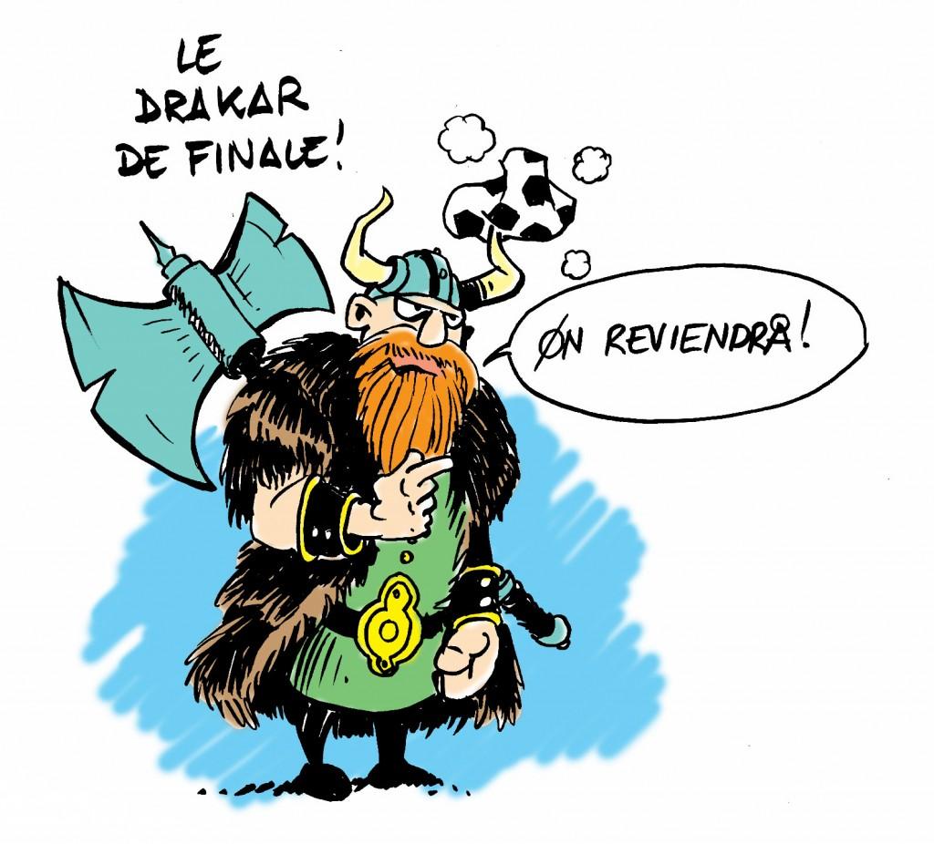 2016-07-04 - Drakar de final