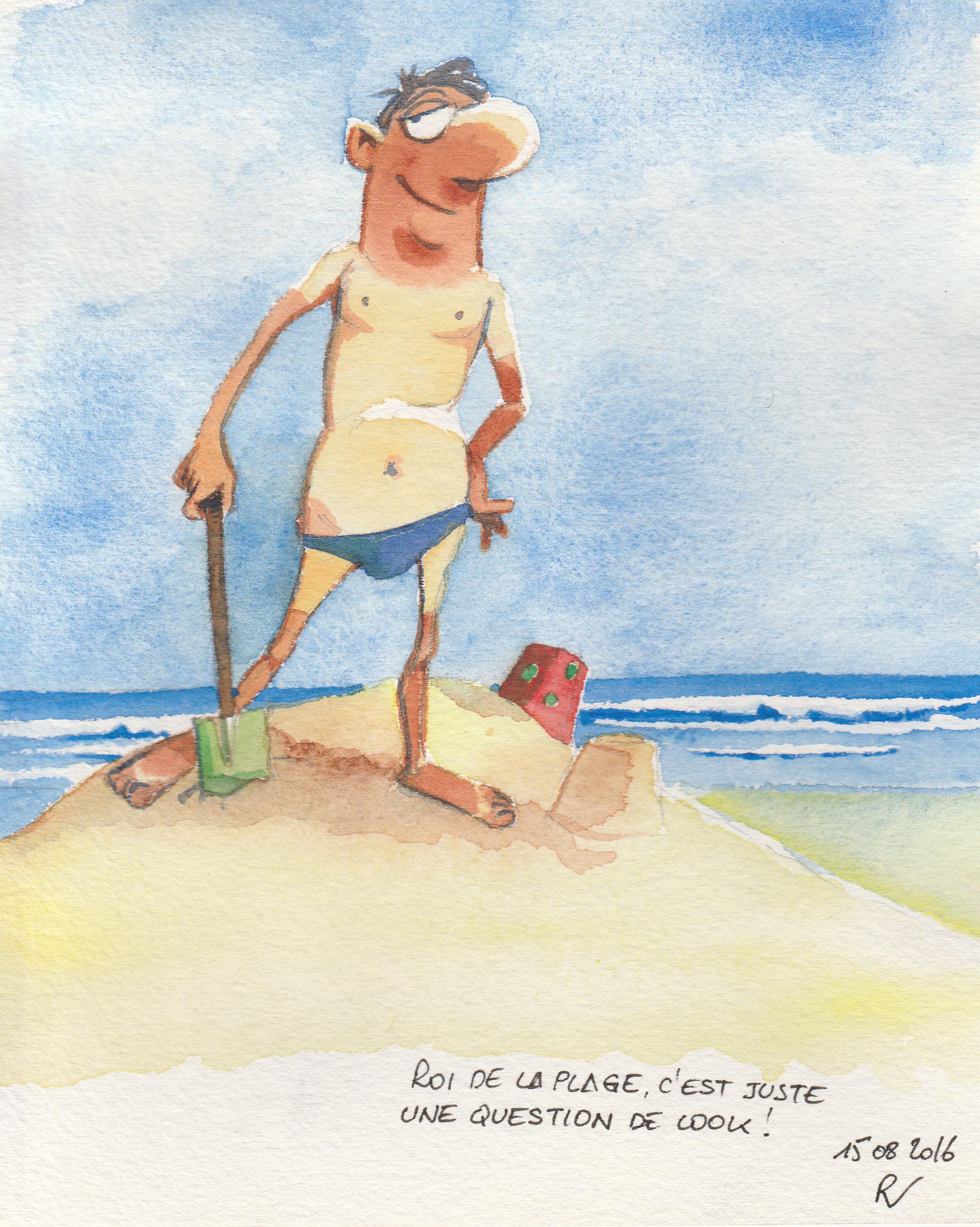 roi-de-la-plage